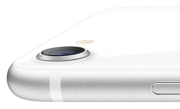 Камера iPhone SE 2020