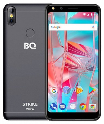 Смартфон BQ 5301 Strike View