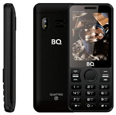 Телефон BQ 2812 Quattro Power