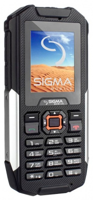Телефон Sigma mobile X-treme IT68