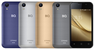 Смартфон BQ 4072 Strike Mini